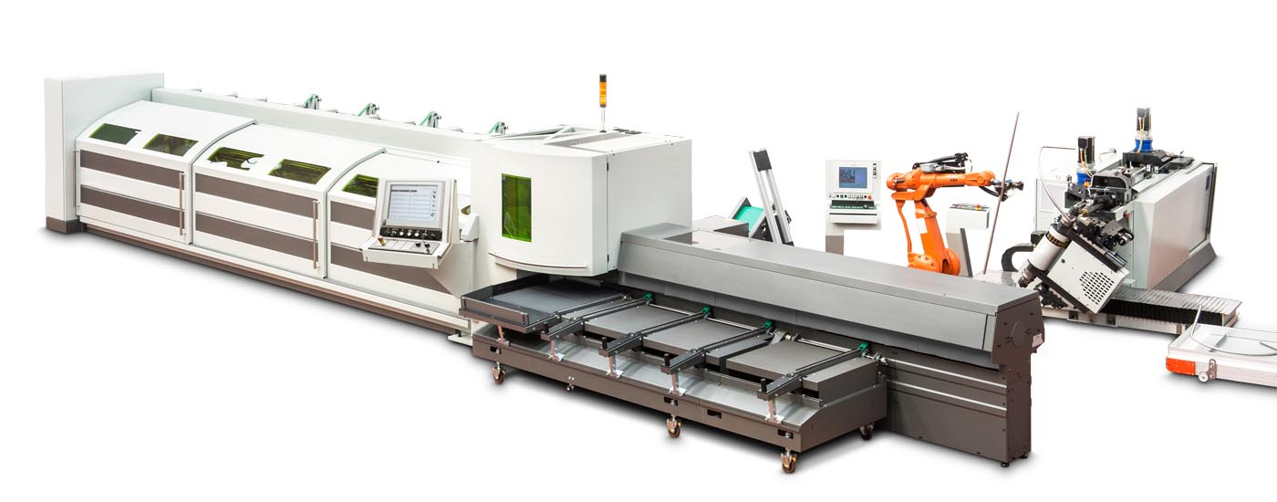 Elect Tube Bending Machines For Tubes Up To 150 Mm 6